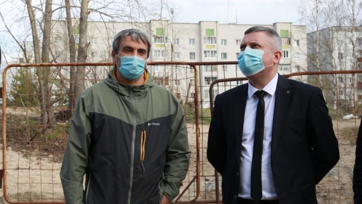 Ягринский бор без машин и обязательные маски: о чём ещё сказал в видеообращении глава Северодвинска