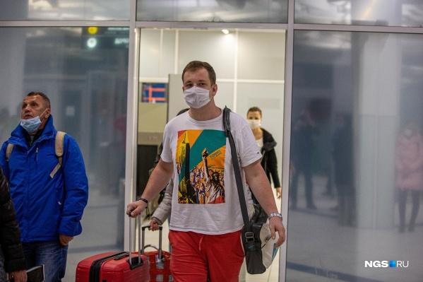 Туристы из разных стран продолжают возвращаться в Новосибирск