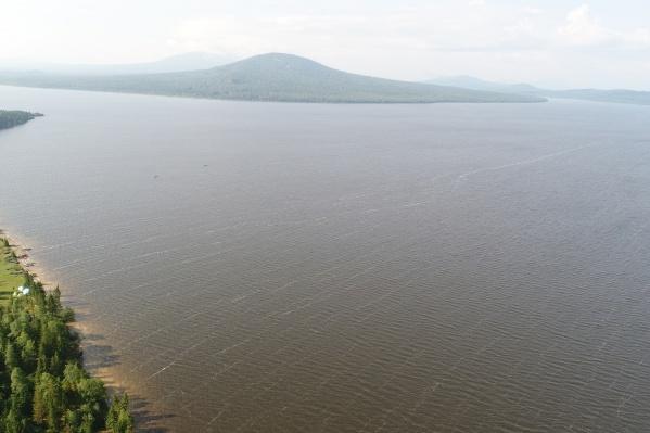 Заблудился мужчина в районе озера Зюраткуль