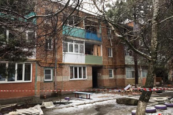 Жителям разрешат вернуться в свои квартиры, но не раньше ноября