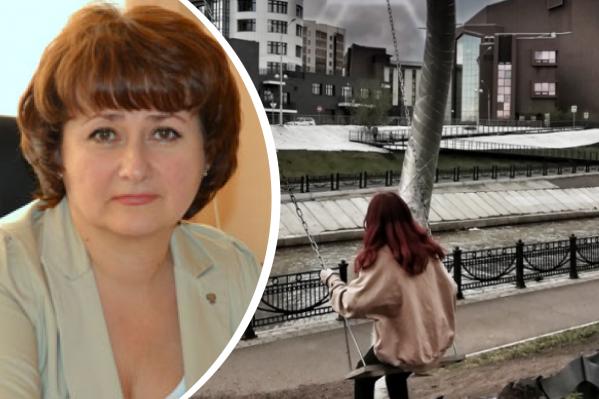 По мнению Ирины Мирошниковой, единственное нарушение прав ребенка в этой истории — публичность