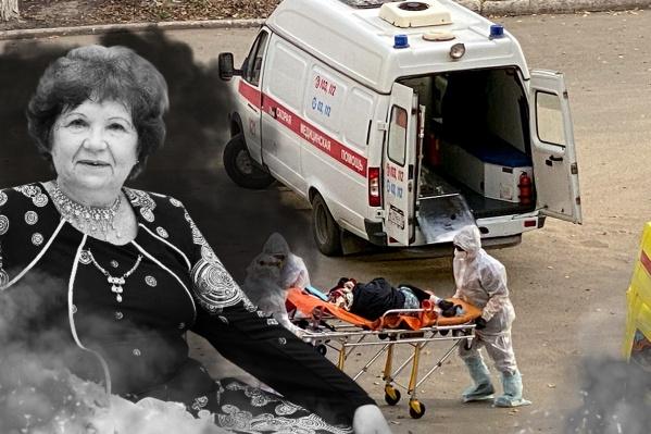 В регионе 86 человек скончались от коронавируса. Еще больше — тех, у кого вирус был, но не стал причиной смерти