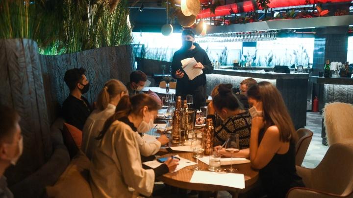 В Свердловской области министерство потребовало у кафе и ресторанов привить своих сотрудников