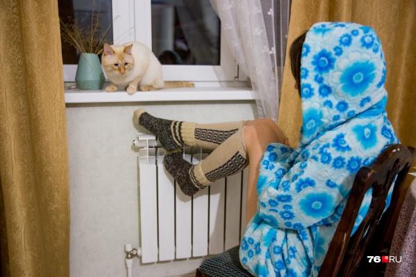 Подавать тепло в жилые дома в Ярославле начнут с 7 октября