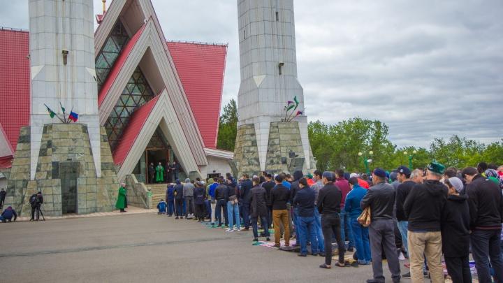 Жителям Башкирии запретили идти в мечети на мусульманский праздник Ураза-байрам