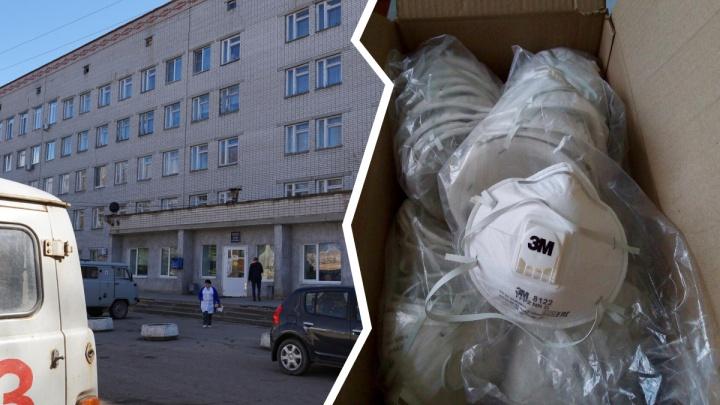 В Ярославской области тайный меценат купил для больницы спецсредства и оборудование на 600 тысяч