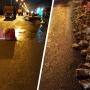 Машина перевернулась восемь раз: момент ДТП на Ямской попал на видео