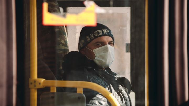 В тюменские автобусы не будут пускать без масок