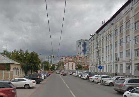 В Самаре закрыли движение еще на одном участке Ульяновской