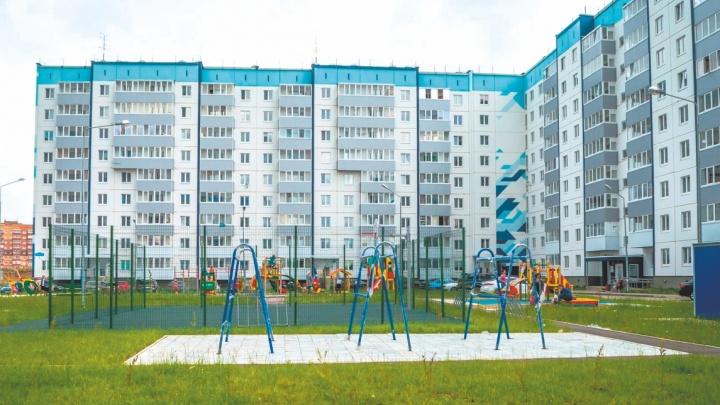Отметят новоселье: в два дома ЖК «Белые росы» от СПК начали заезжать жильцы