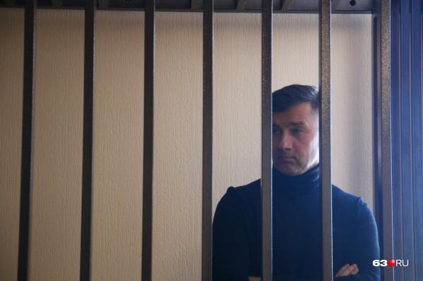 Дмитрий Сазонов спокойно отреагировал на приговор
