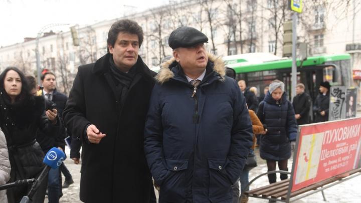 Суд закрыл дело главы Кировского района Александра Лошакова