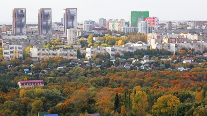 Власти Уфы рассказали, что будут строить в городе в 2021 году