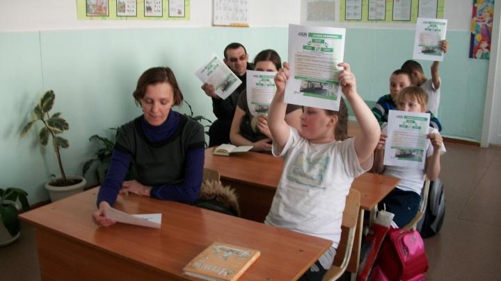 Родители учеников омской школы пожаловались на сбор денег на градусники