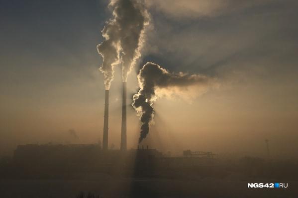 Промышленные предприятия трех городов Кузбасса должны снизить вредные выбросы в атмосферу на 20–40%
