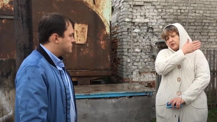 В Тюмени дом оказался в зоне возможной ЧС. Его срочно расселяют