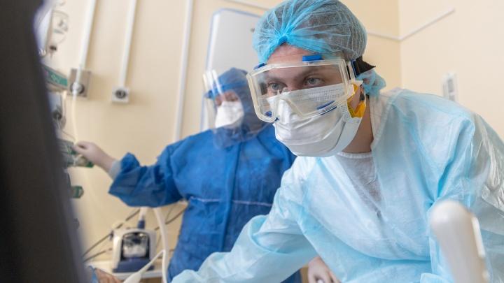 Вирус не сдается: в Самарской области выявили 231 больного с COVID
