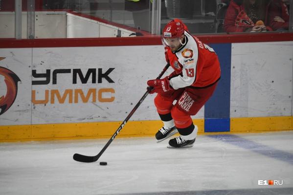 В «регулярке» прошедшего чемпионата Павел Дацюк провел за «Автомобилист» 43 матча