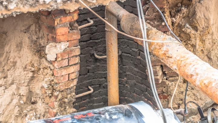 Владельцы элитных домов на 9-й просеке в Самаре незаконно подсоединились к водопроводу