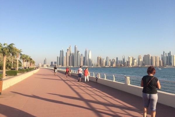 Дорога в солнечный Дубай станет еще короче