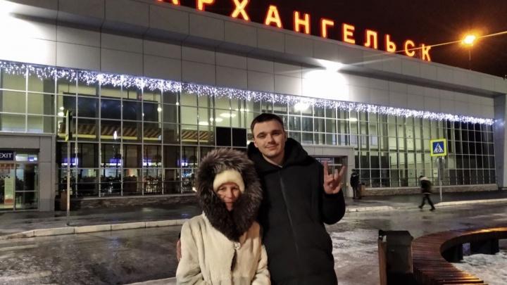 Коллега Навального вернулся в Москву после года «ссылки» на Новой Земле