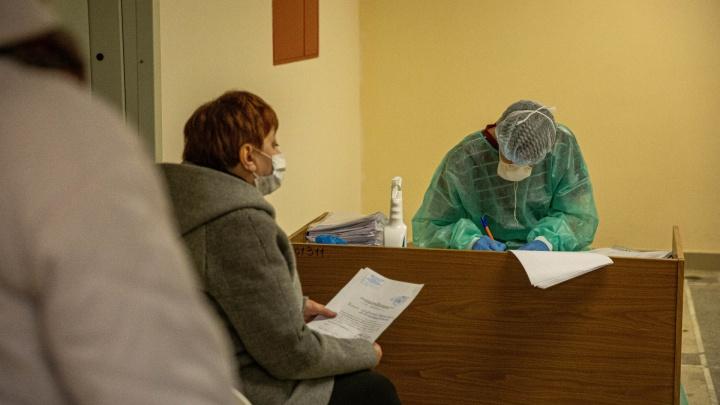 За сутки коронавирусную инфекцию выявили ещё у 37 тюменцев