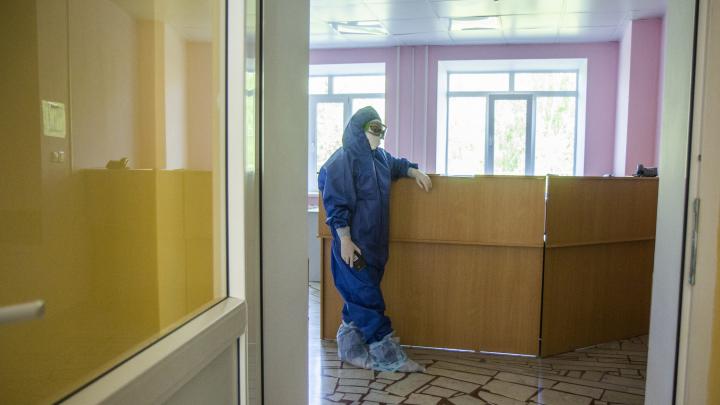 В Башкирии за сутки выявили 73 заразившихся COVID-19