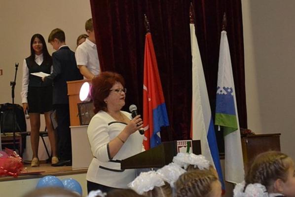 Бывшая директор школыВера Кременская