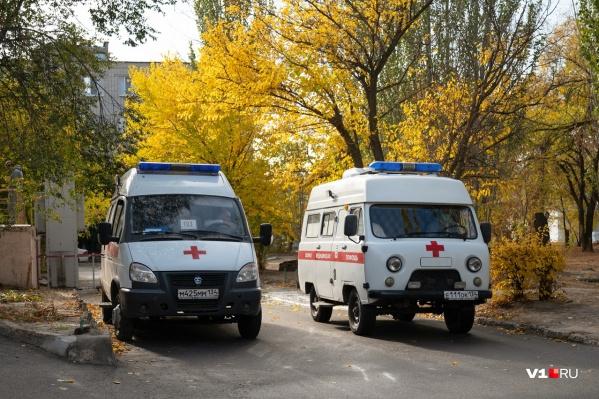 «Разгонять» пробки машины скорой помощи будут спецсигналами