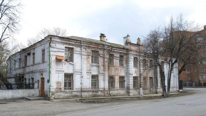 В Тюмени за один рубль продали здание ночлежки на Даудельной