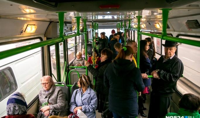Мэрия закрыла маршрут № 74 за недостаточную дезинфекцию автобусов