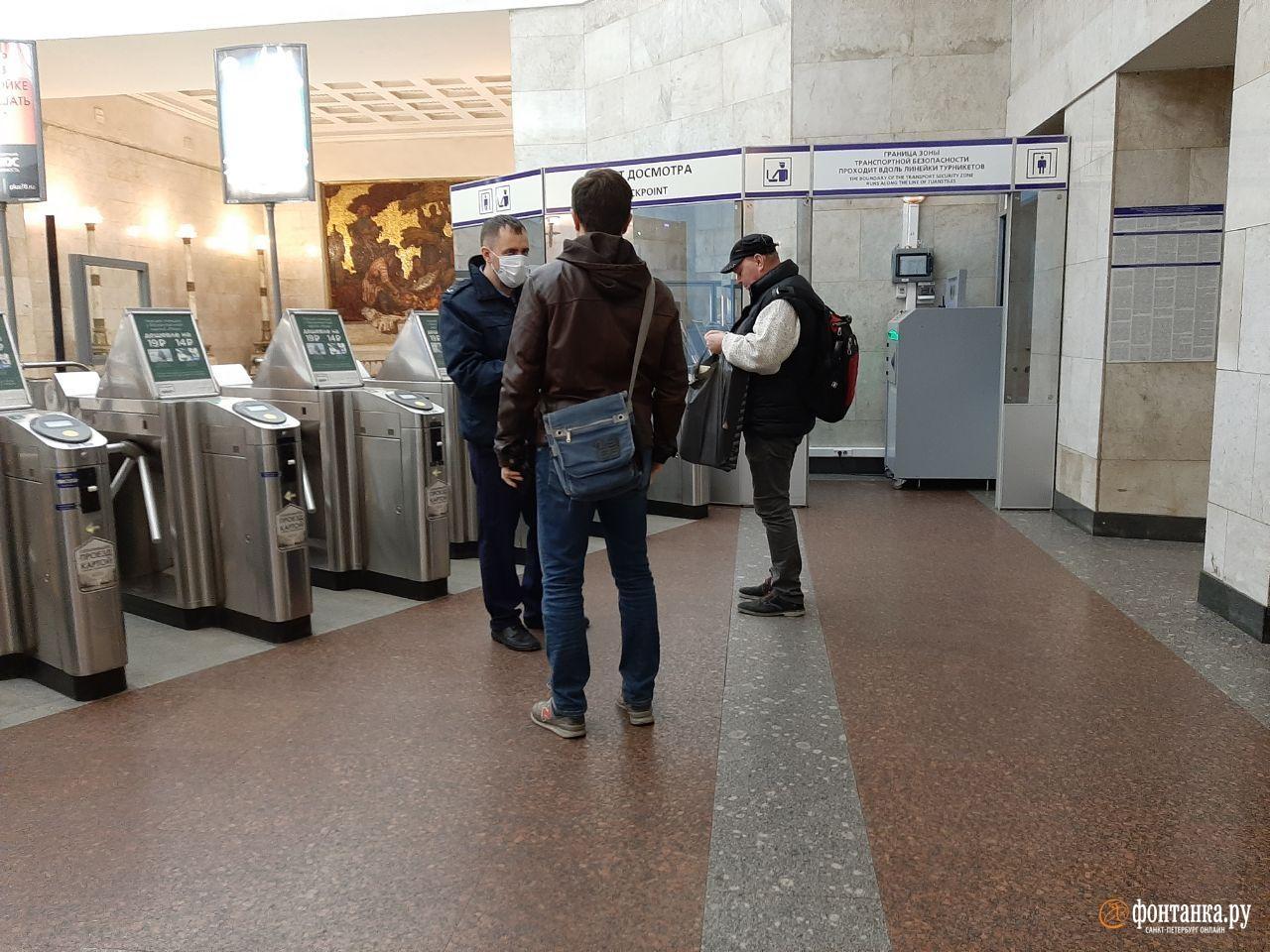 станция метро «Владимирская»<br><br>автор Ирина Корбат / «Фонтанка.ру»<br>