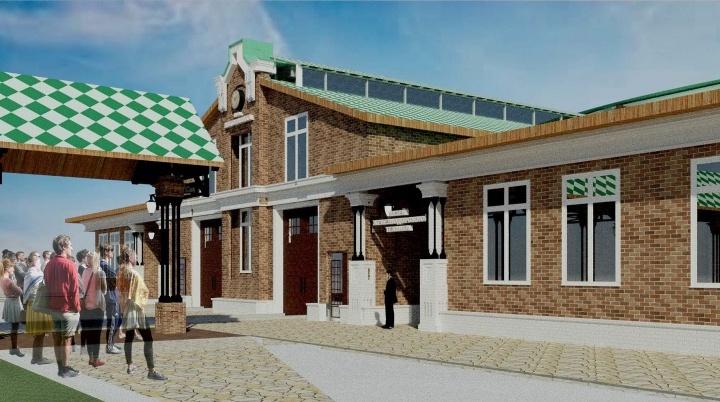 Власти согласовали размещение Детской железной дороги между Пермью I и Мотовилихинскими заводами