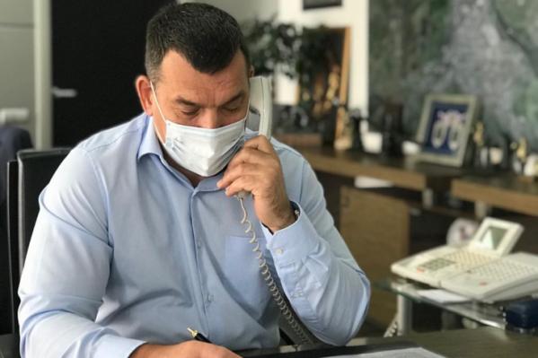 Ранее Сергей Кузнецов назвал вторую волну коронавируса в Кузбассе «цунами»