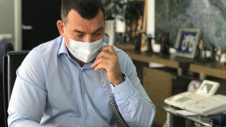 «Это подлая подстава»: мэр Новокузнецка — об аренде машин для чиновников на 22 млн