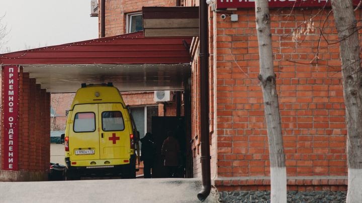 В Тюмени за неделю скончался третий пациент с коронавирусной инфекцией