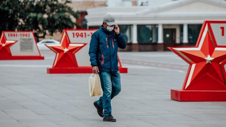 Полсотни заболевших и город без парада: всё о ситуации с COVID-19 в Тюмени и области