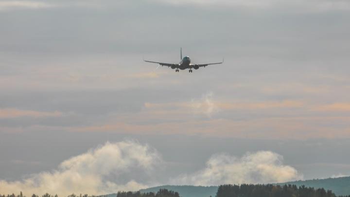 Росавиация согласовала для Красноярска пять новых международных рейсов
