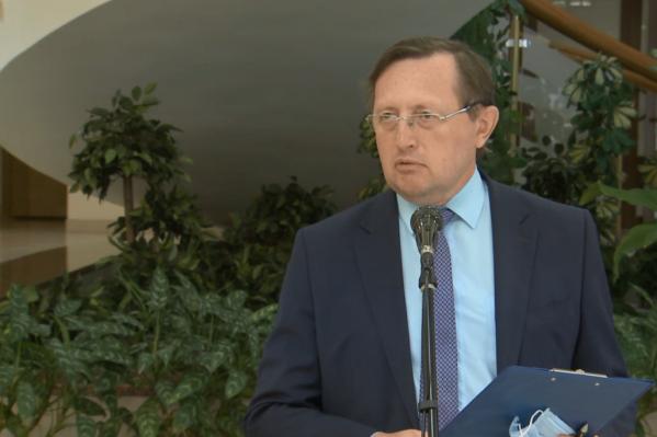 Павел Креков заявил, что область была готова к новым случаям заболевания