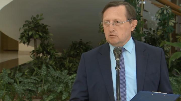 «Мы ожидали большего роста»: вице-губернатор — о ситуации с COVID-19 в Свердловской области