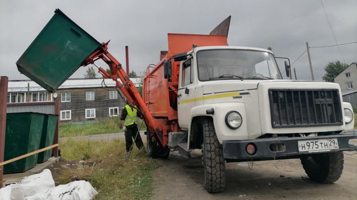 Агентство по тарифам и ценам пересчитало тариф на вывоз мусора для жителей Архангельской области