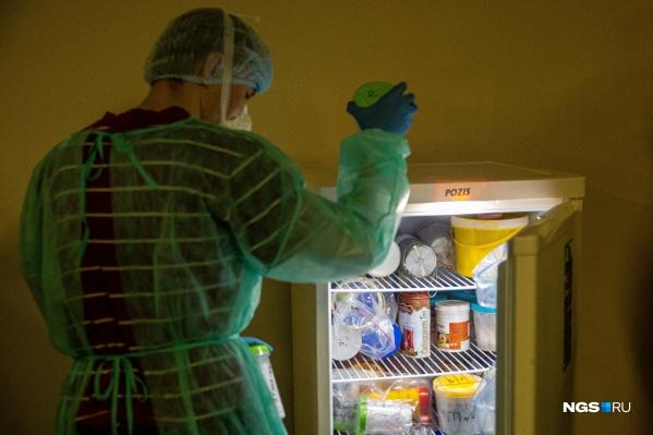 Сейчас в регионе анализы делают около пяти лабораторий, но скоро их количество увеличится