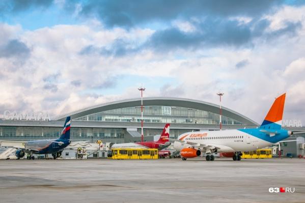 Осенне-зимнее расписание будет действовать в аэропорту до 28 марта