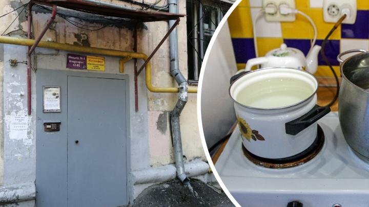 «Хамят, бросают трубки или не отвечают»: дом в центре Волгограда вторую неделю выживает без газа