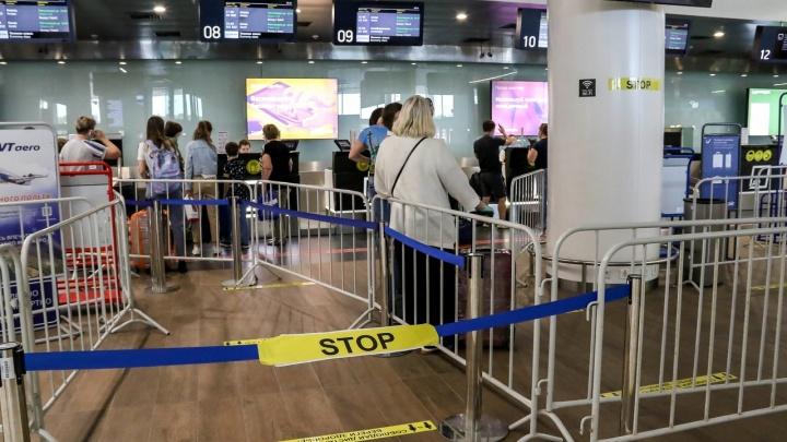 Росавиация выдала допуски на полеты из Стригино в шесть стран