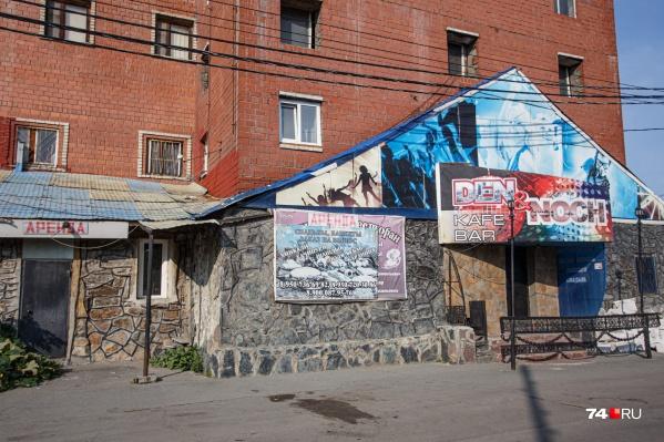 Грузинский центр оставили при условии, что его внешний вид приведут в порядок