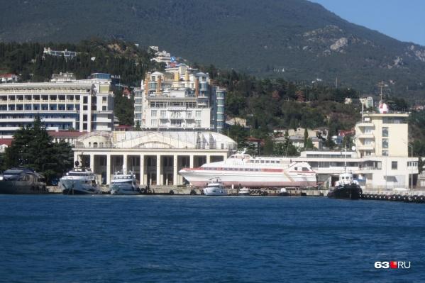 Теперь самарскому прокурору предстоит работать на берегу Черного моря