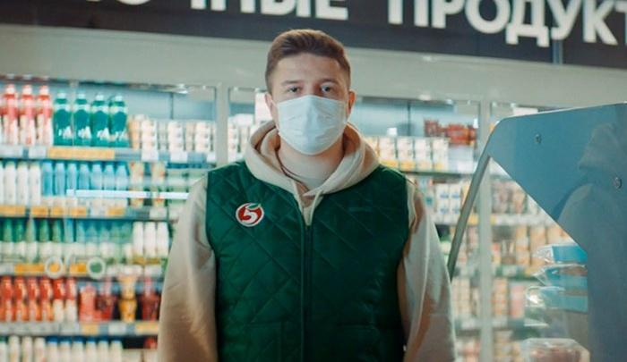 «Пятёрочка» сняла социальный ролик с участием генерального директора