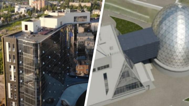 «Город в городе» и планетарий: стали известны планы развития Октябрьского района