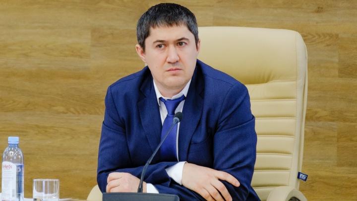 Как живет и работает Пермский край: состоится заседание о первых 100 днях работы Дмитрия Махонина
